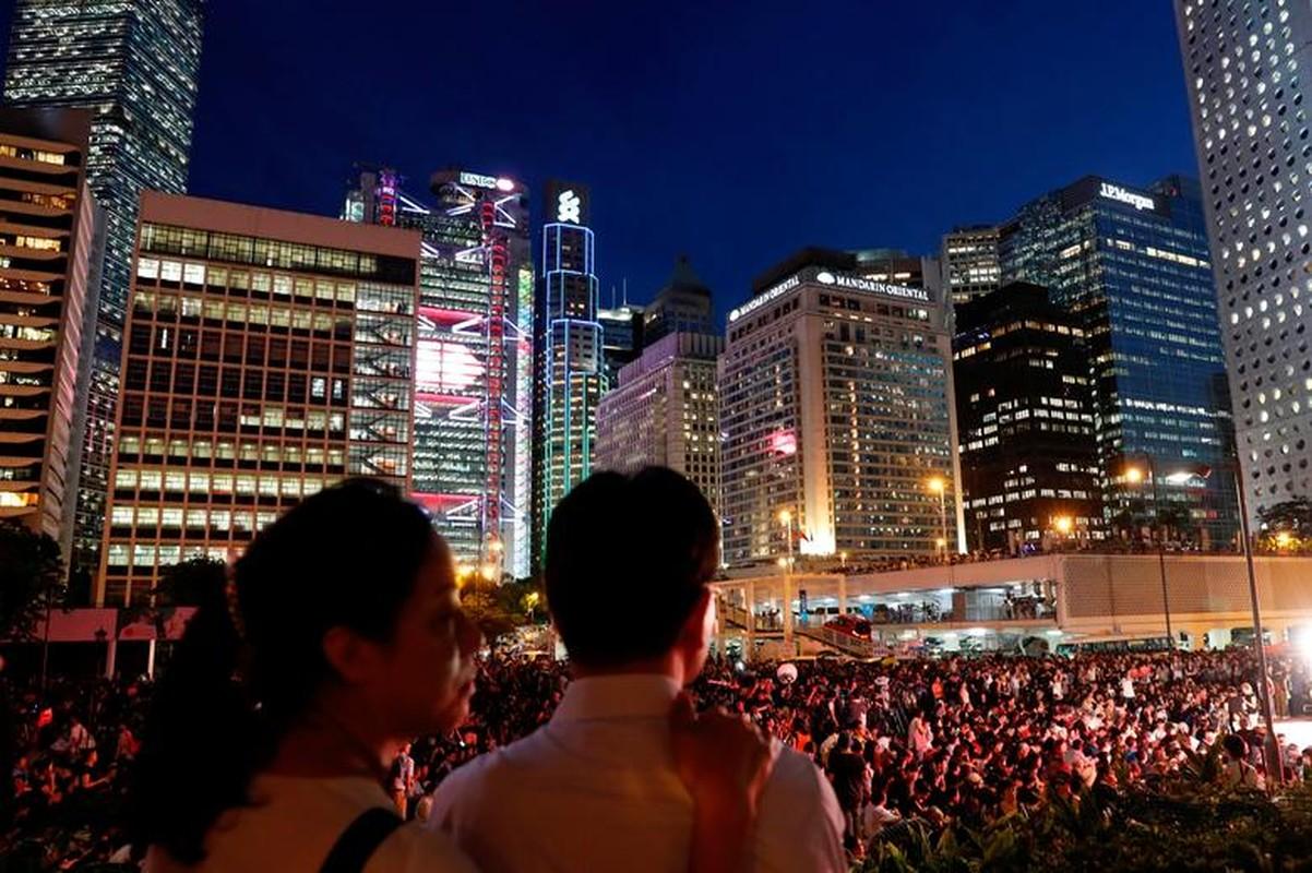 Bien nguoi bieu tinh o Hong Kong truoc G20-Hinh-6