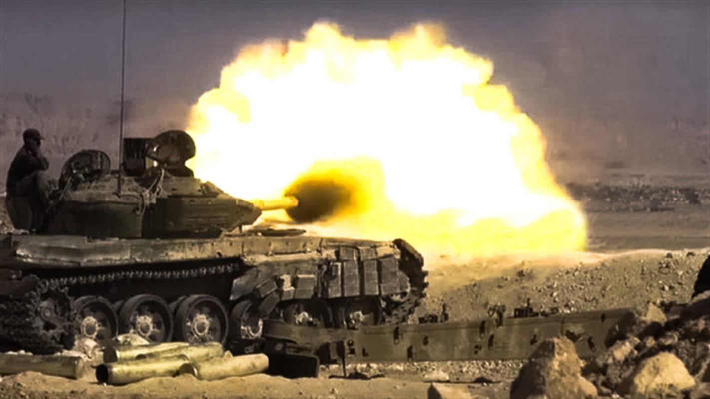 Khung bo danh up, tan sat binh si Syria tren chien truong Idlib-Hinh-5