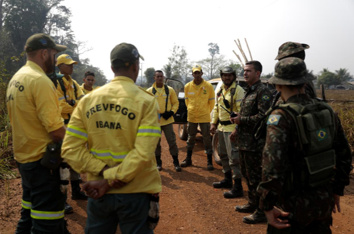 Chay rung Amazon du doi, Brazil tuc toc dieu chien dau co dap lua-Hinh-6