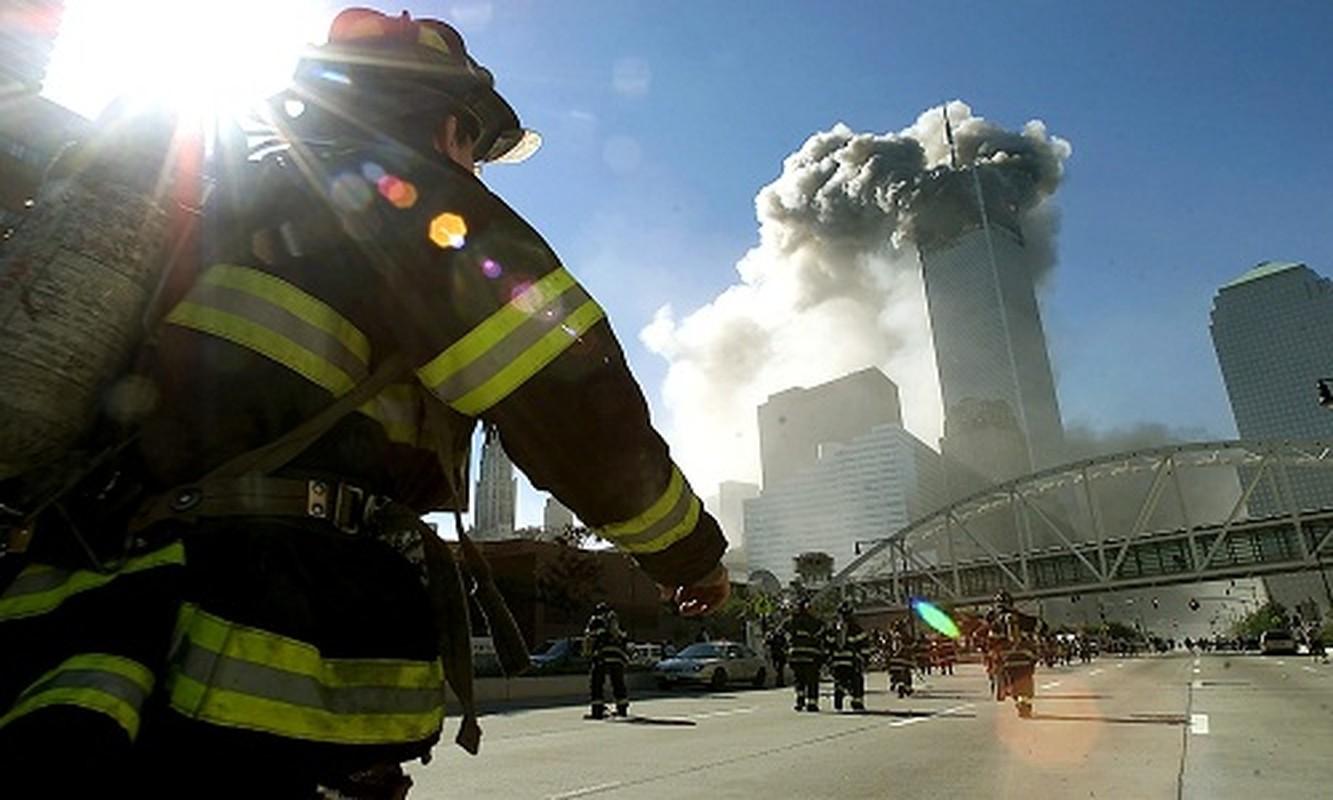 Tiet lo soc: Quan chuc Saudi Arabia dinh liu vu khung bo 11/9?