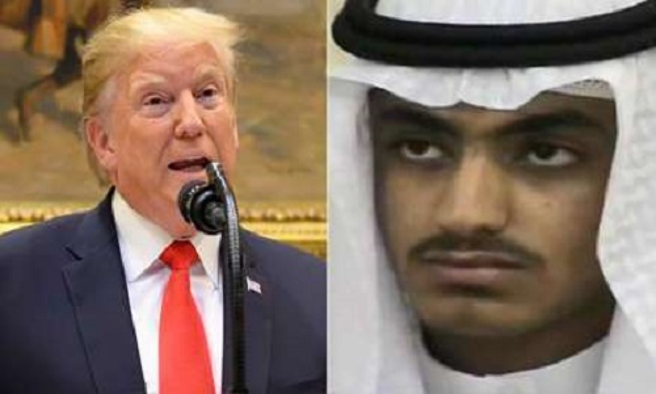 Su that cai chet con trai trum khung bo Osama bin Laden