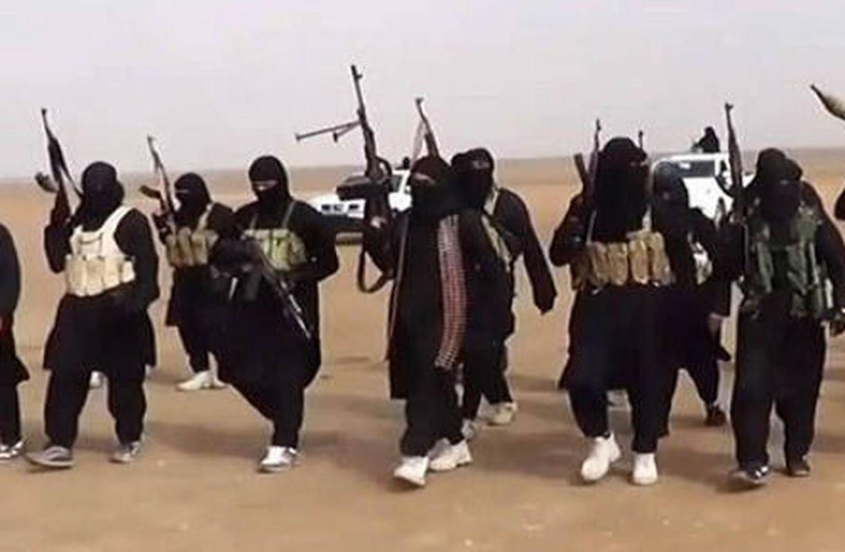 """Khung bo IS """"chet nhu nga ra"""" tren chien truong Syria vi...lieu-Hinh-2"""