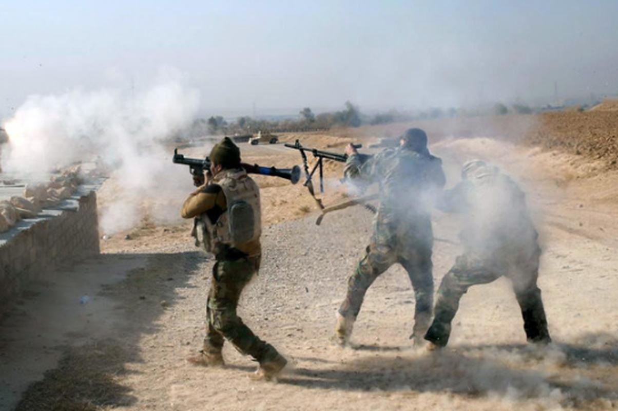 """Khung bo IS """"chet nhu nga ra"""" tren chien truong Syria vi...lieu-Hinh-6"""