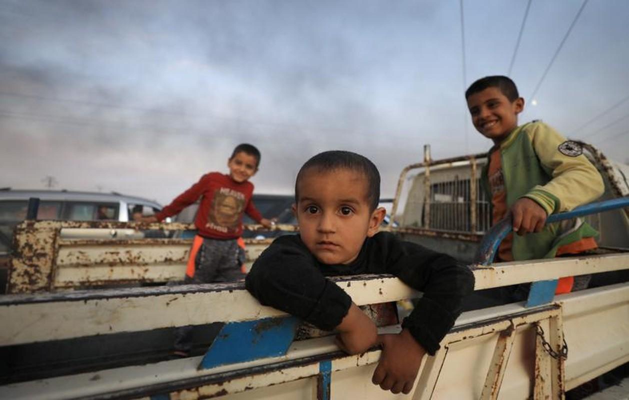 Cuoc song nguoi Kurd chay loan o Syria, ai thay cung xot xa-Hinh-10