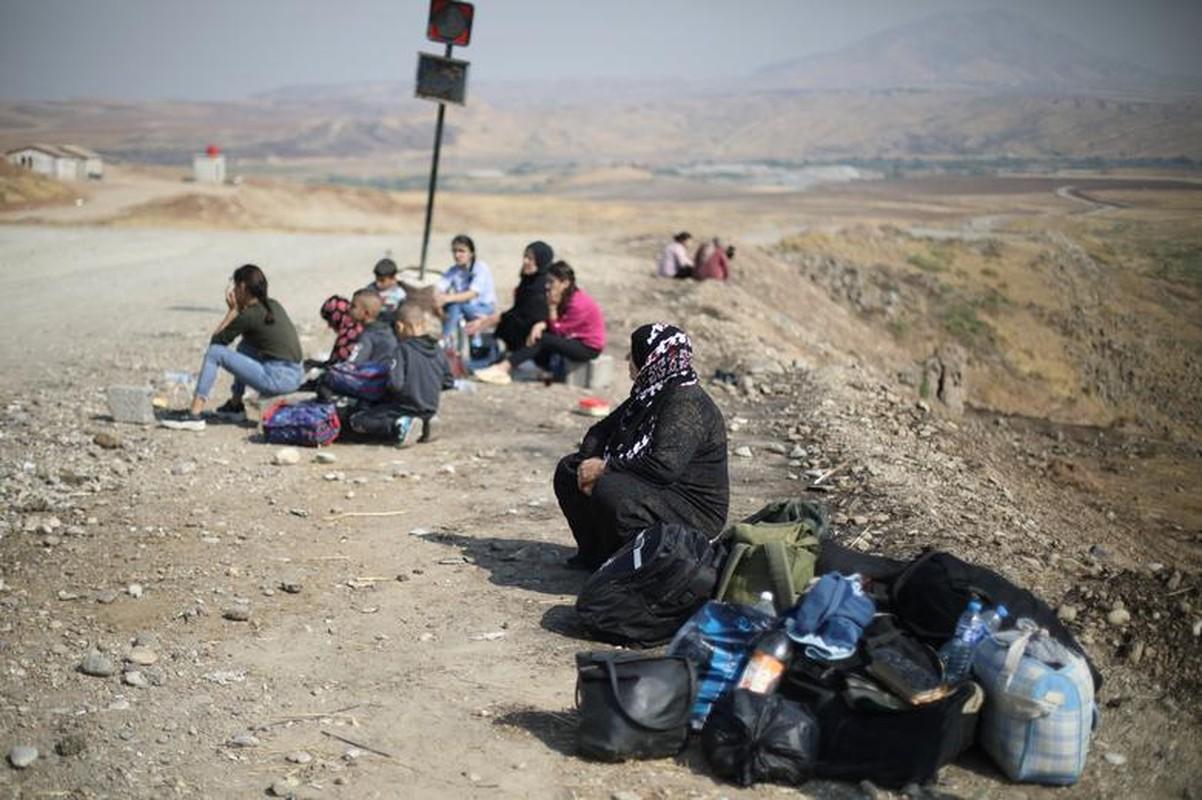 Cuoc song nguoi Kurd chay loan o Syria, ai thay cung xot xa-Hinh-11