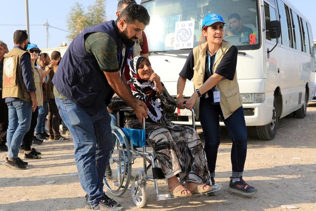 Cuoc song nguoi Kurd chay loan o Syria, ai thay cung xot xa-Hinh-4