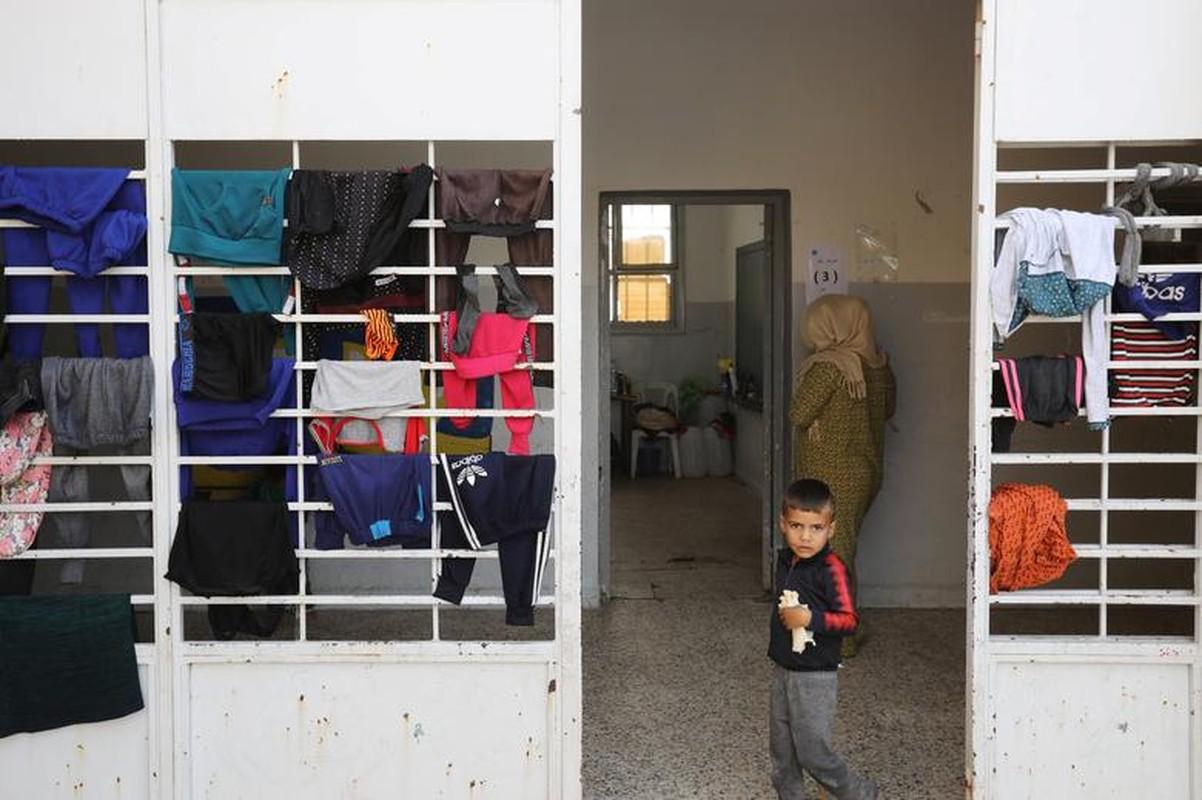 Cuoc song nguoi Kurd chay loan o Syria, ai thay cung xot xa-Hinh-6