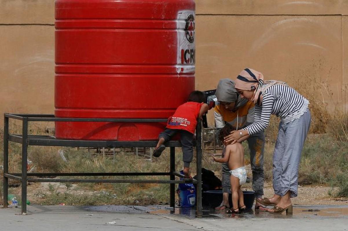 Cuoc song nguoi Kurd chay loan o Syria, ai thay cung xot xa-Hinh-7