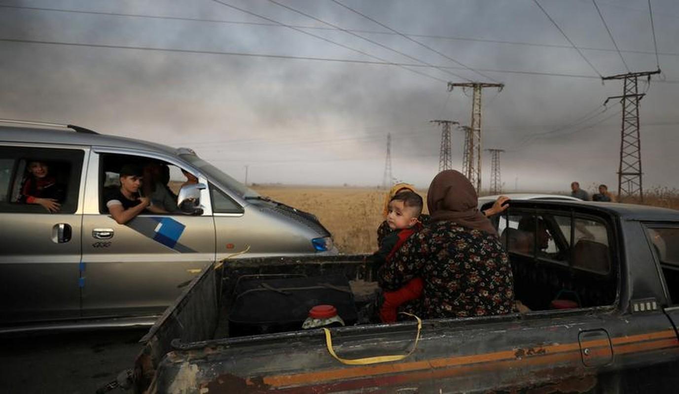 Cuoc song nguoi Kurd chay loan o Syria, ai thay cung xot xa