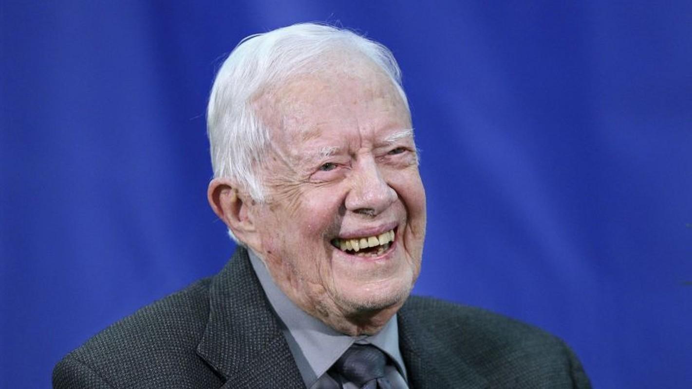 Dieu it biet ve cuu Tong thong My Jimmy Carter khien ai cung bat ngo