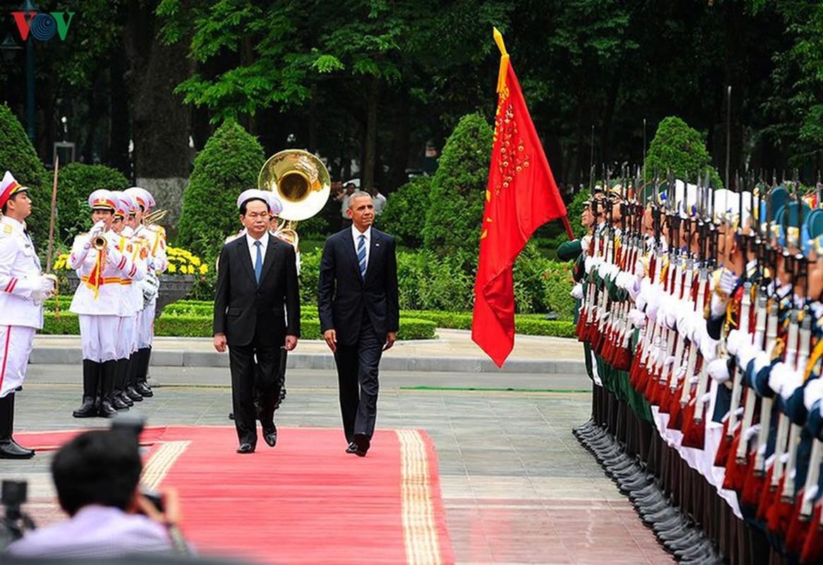 Nhin lai chuyen tham Viet Nam day an tuong cua cuu Tong thong My Obama-Hinh-6