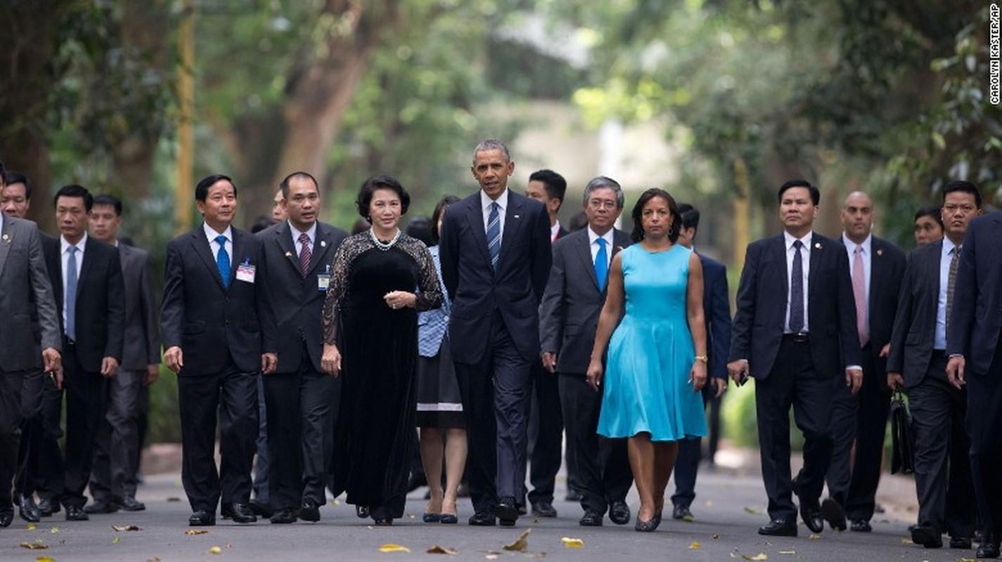 Nhin lai chuyen tham Viet Nam day an tuong cua cuu Tong thong My Obama-Hinh-8