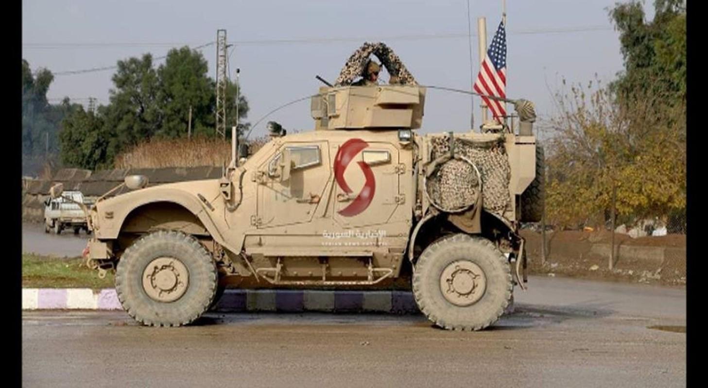 Can canh doan xe quan su My hung hau tien vao Syria tu Iraq-Hinh-2
