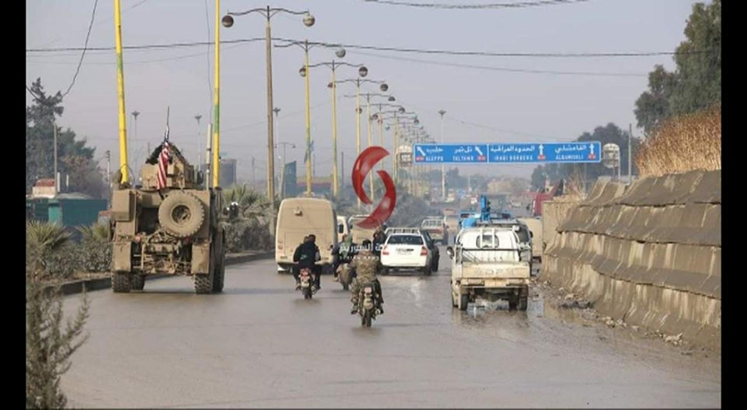 Can canh doan xe quan su My hung hau tien vao Syria tu Iraq-Hinh-3