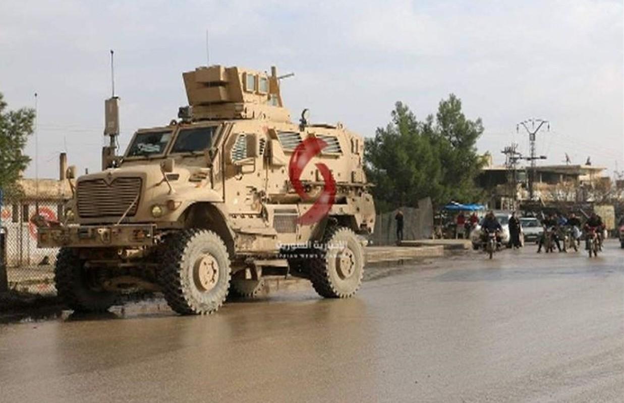 Can canh doan xe quan su My hung hau tien vao Syria tu Iraq-Hinh-5