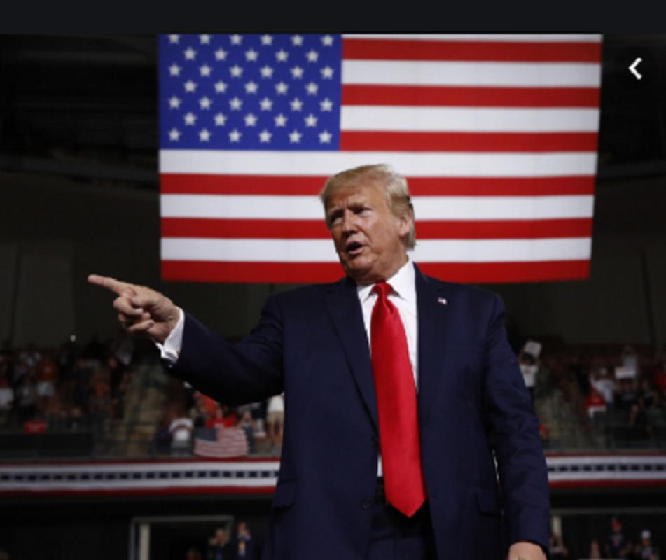 Dau an cua Tong thong My Donald Trump trong nam 2019-Hinh-6