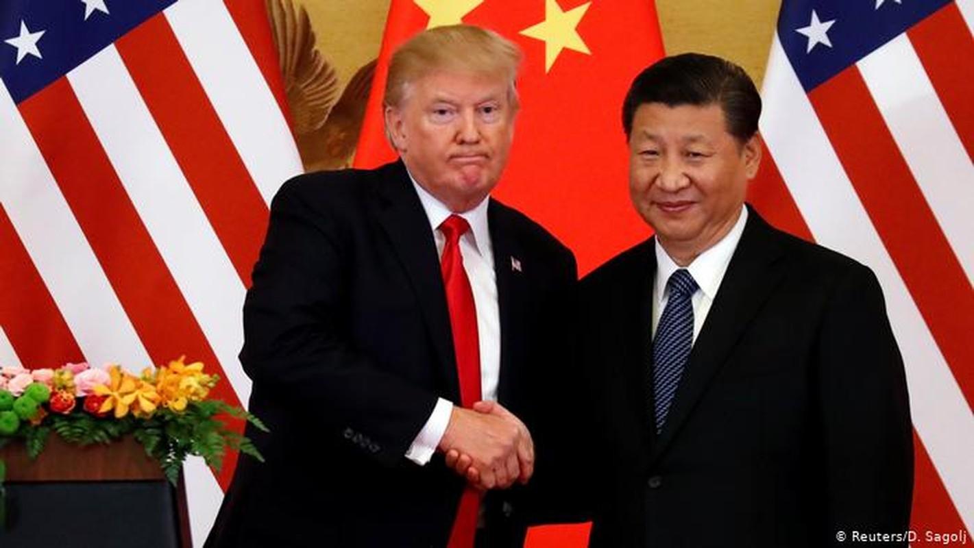Dau an cua Tong thong My Donald Trump trong nam 2019-Hinh-12