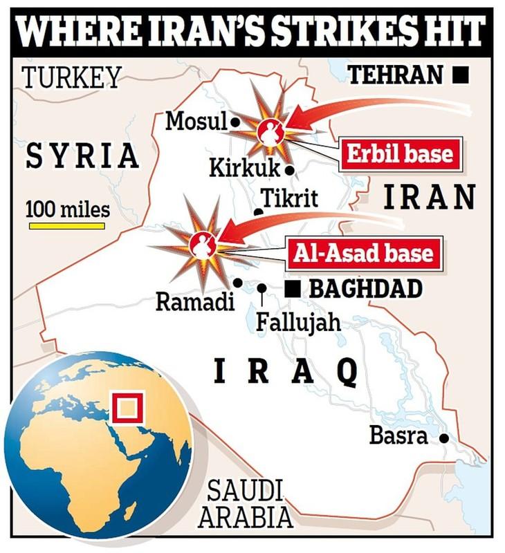 Can canh can cu My o Iraq sau khi hung chiu loat ten lua dan dao Iran-Hinh-11