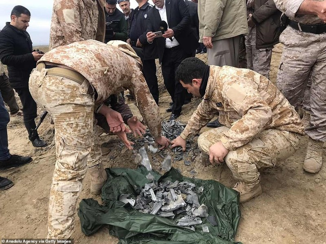 Can canh can cu My o Iraq sau khi hung chiu loat ten lua dan dao Iran-Hinh-5