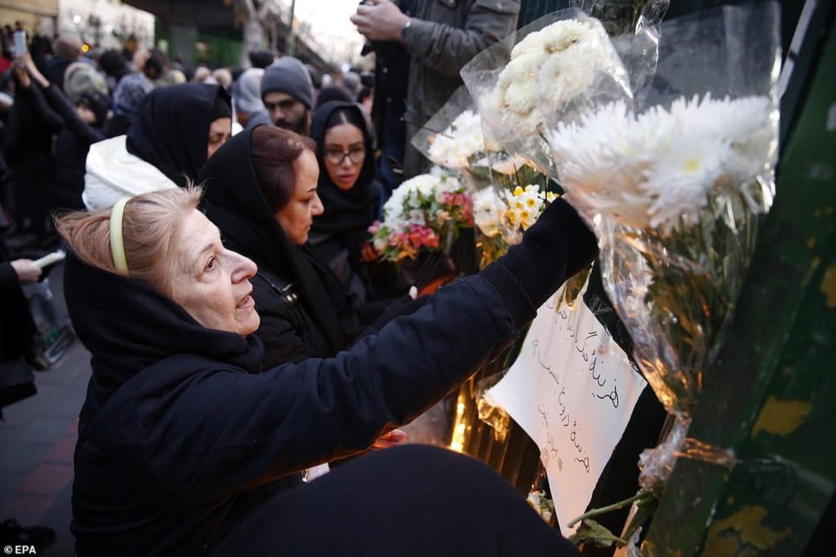 Anh: Bien nguoi bieu tinh phan doi chinh quyen o Iran-Hinh-11