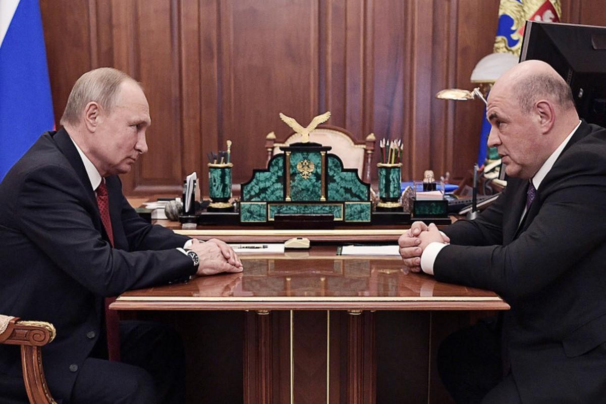 Dieu it biet ve nguoi duoc Tong thong Putin de cu lam Thu tuong Nga