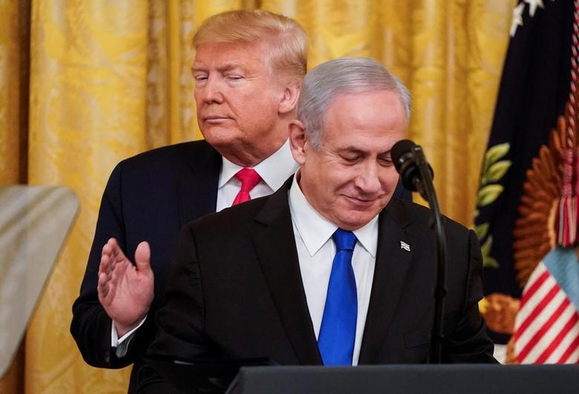 "Palestine bieu tinh du doi phan doi ""thoa thuan the ky"" cua ong Trump-Hinh-2"