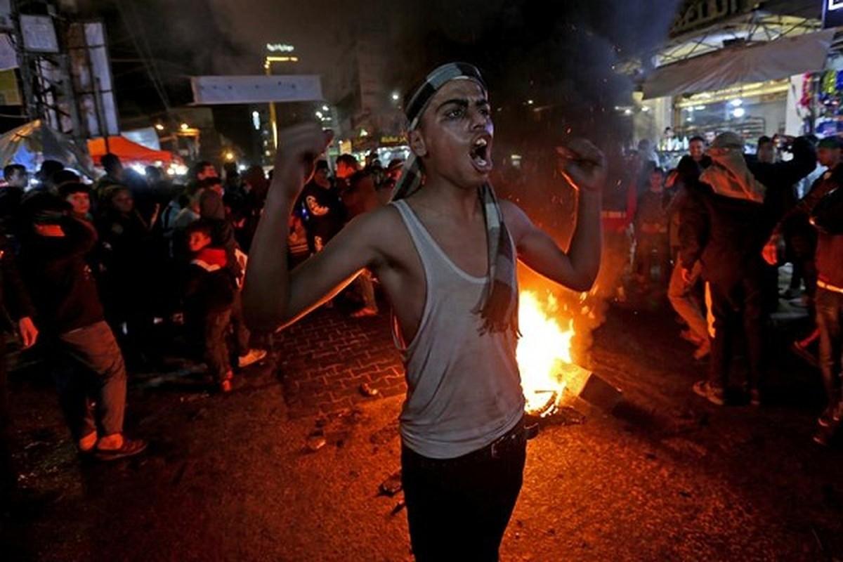 "Palestine bieu tinh du doi phan doi ""thoa thuan the ky"" cua ong Trump-Hinh-9"