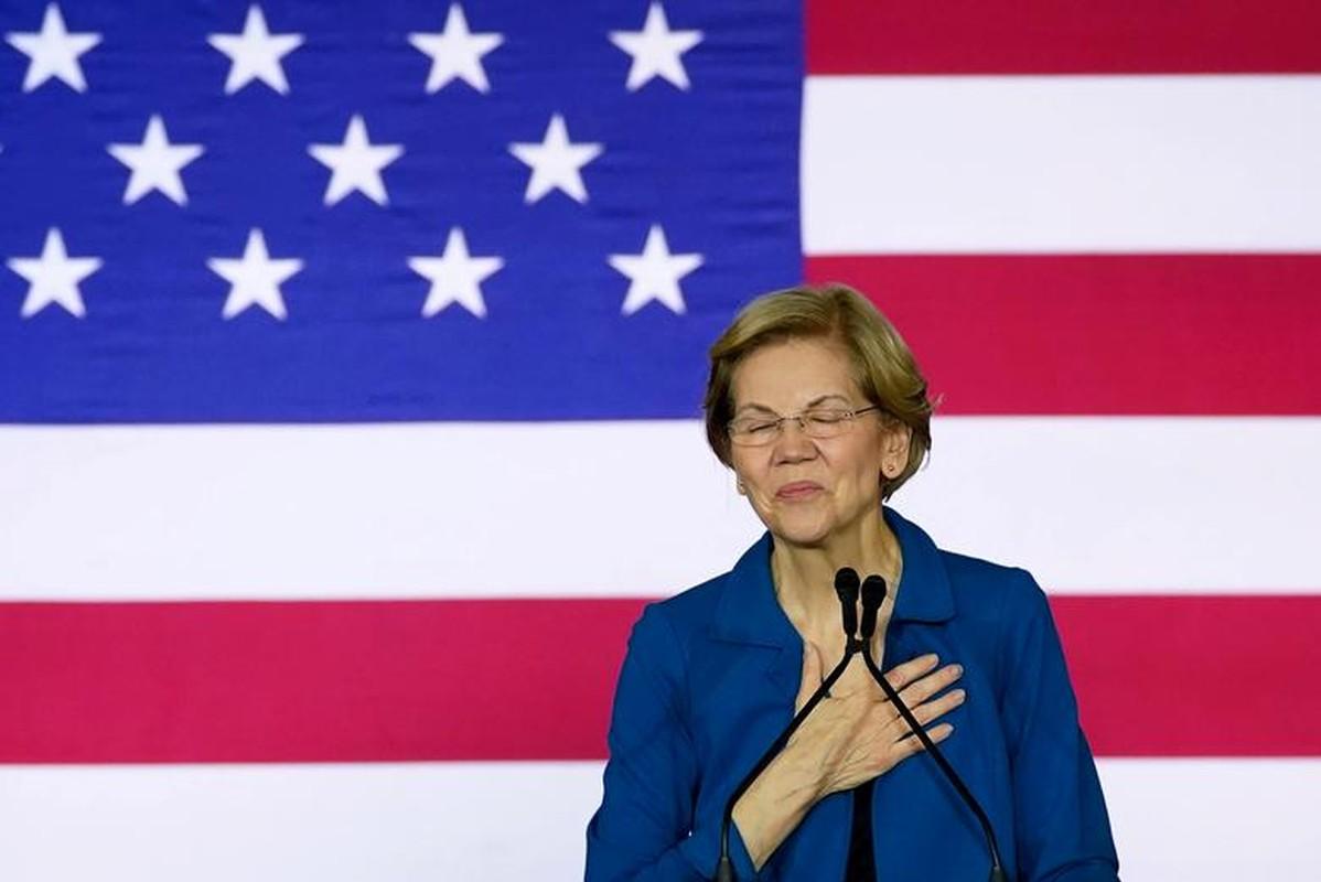 Anh: Ung vien Tong thong My Bernie Sanders thang lon tai New Hampshire-Hinh-7