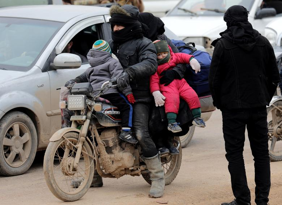 Khon kho cuoc song nguoi dan Syria phai so tan trong mua dong lanh gia-Hinh-10
