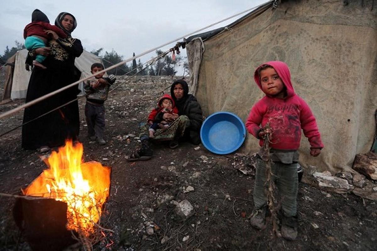 Khon kho cuoc song nguoi dan Syria phai so tan trong mua dong lanh gia-Hinh-11