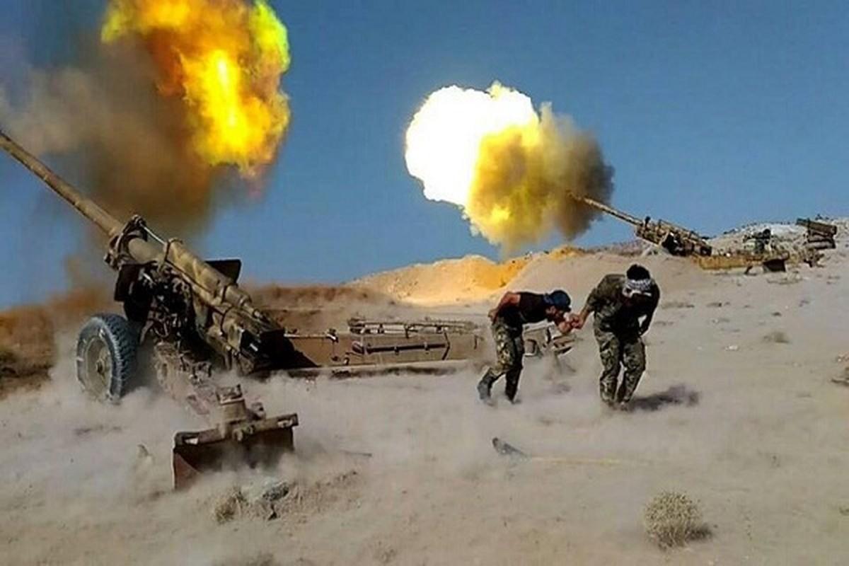 Quan doi Syria giao tranh ac liet voi phien quan tren nhieu mat tran-Hinh-2