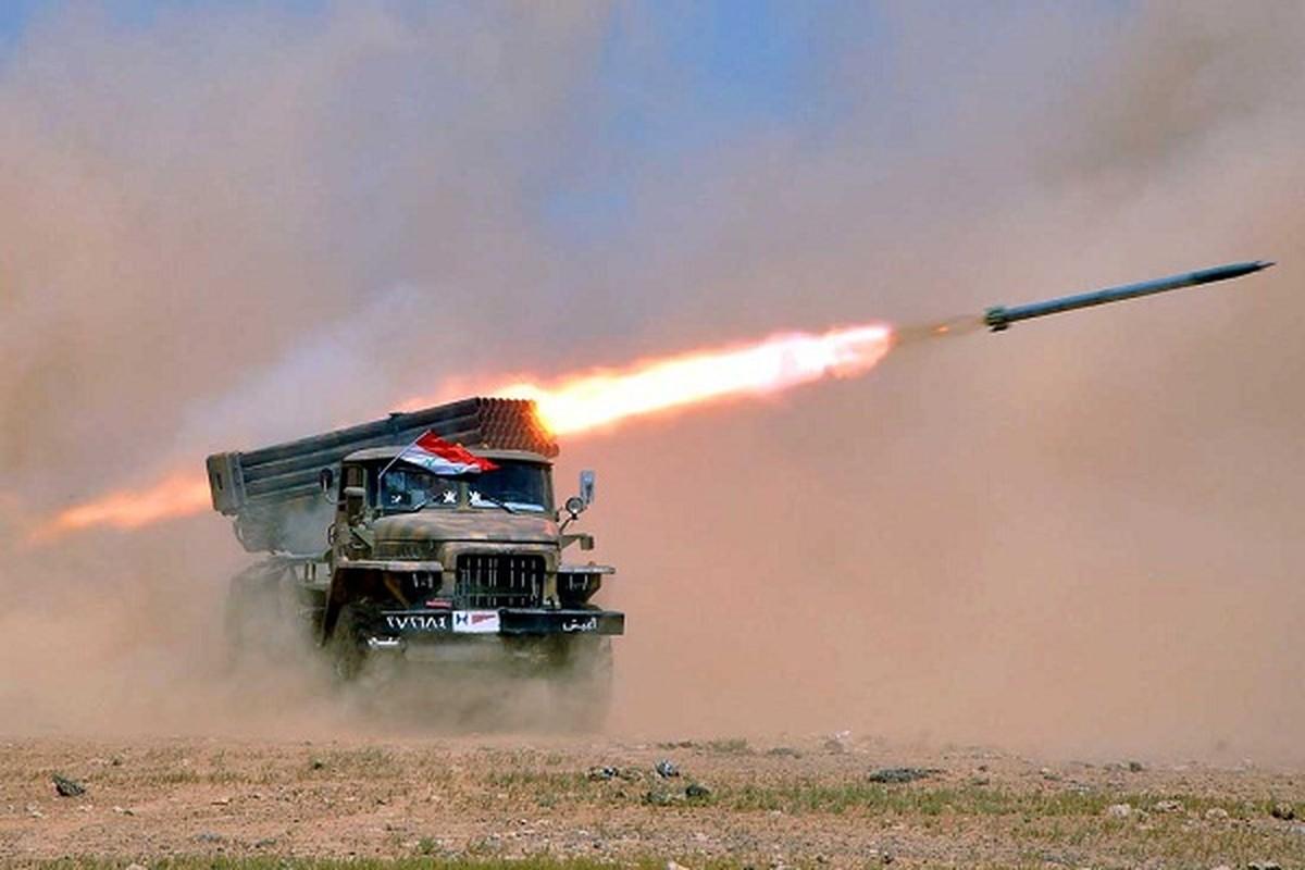 Quan doi Syria giao tranh ac liet voi phien quan tren nhieu mat tran-Hinh-3