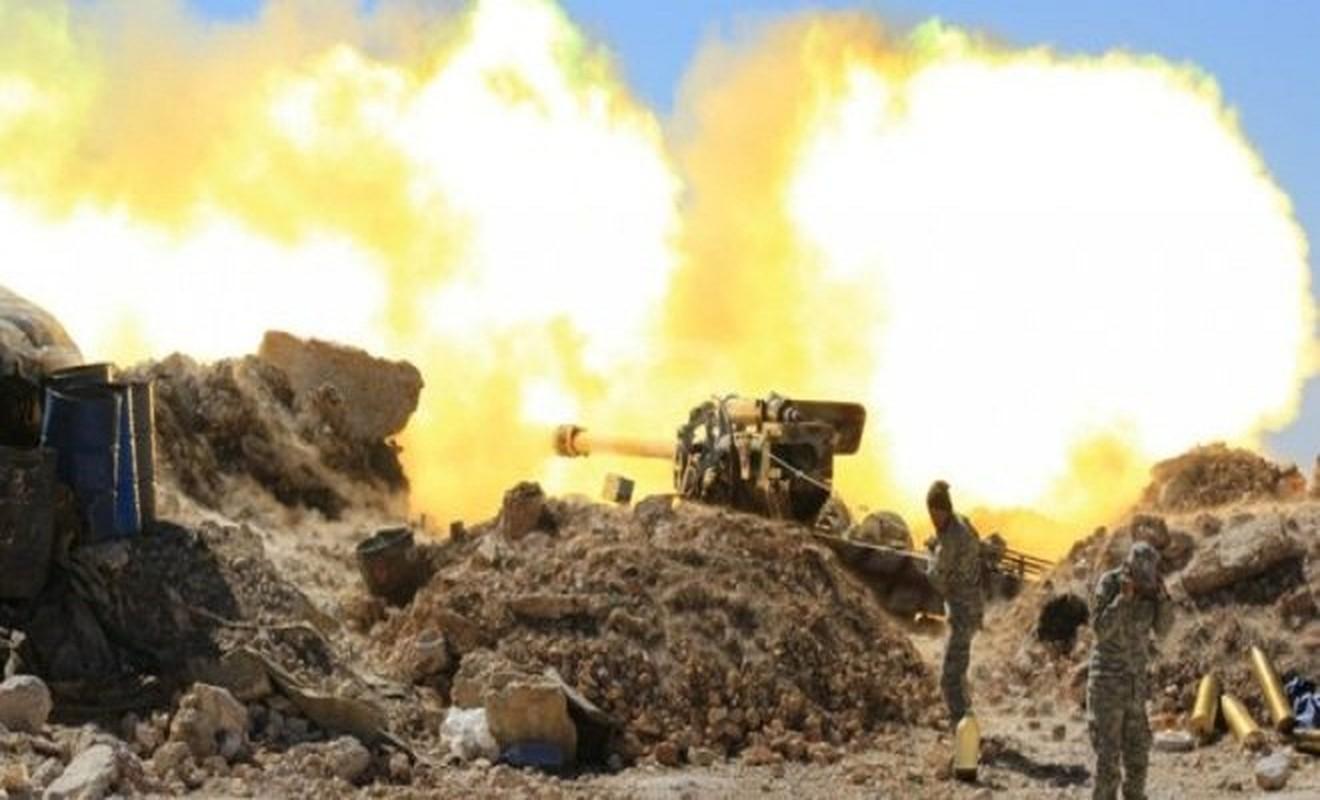 Quan doi Syria giao tranh ac liet voi phien quan tren nhieu mat tran-Hinh-4