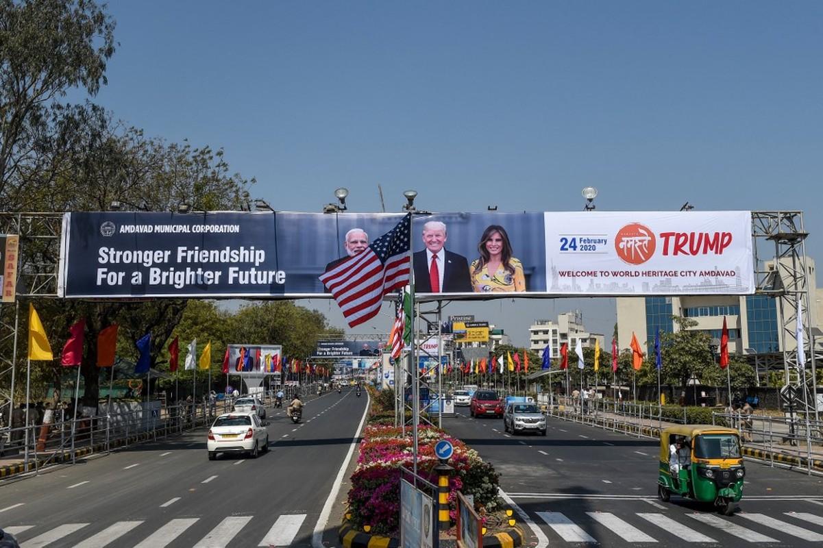 Xay tuong giau khu o chuot de don Tong thong Trump tham An Do-Hinh-2