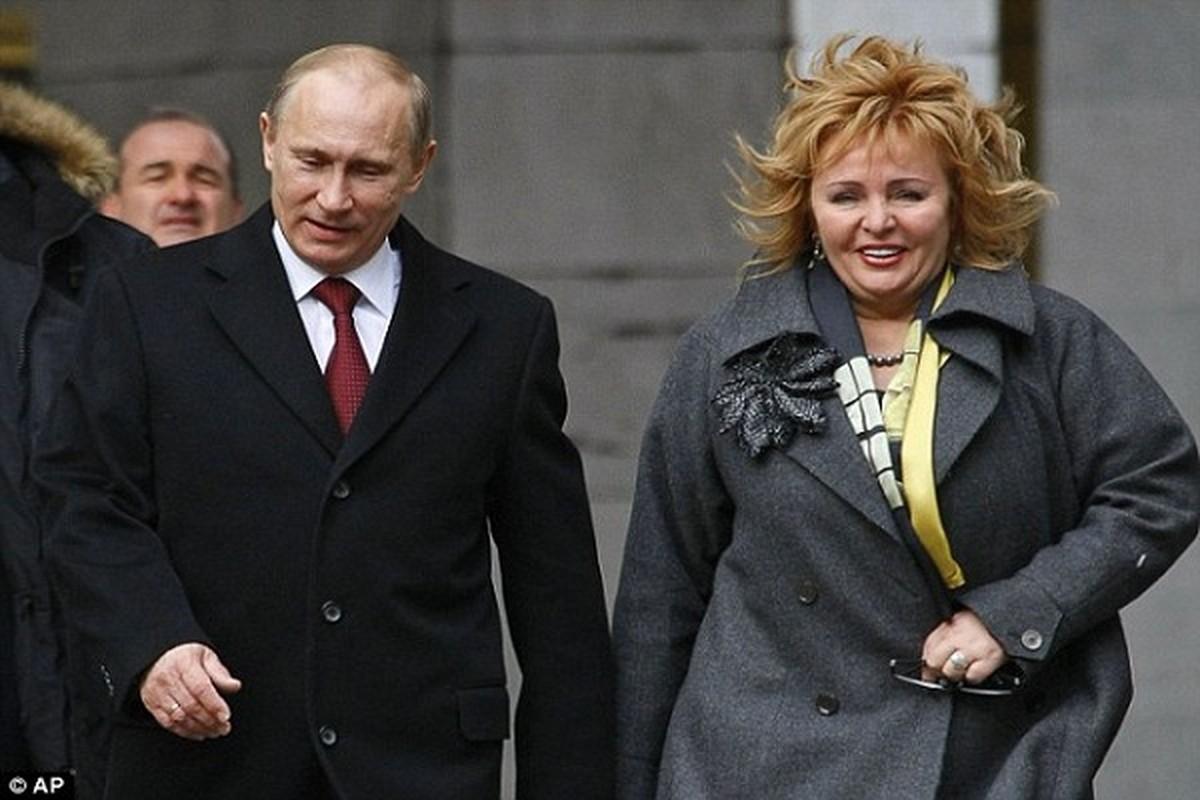 Dieu it biet ve vo cu cua Tong thong Nga Putin