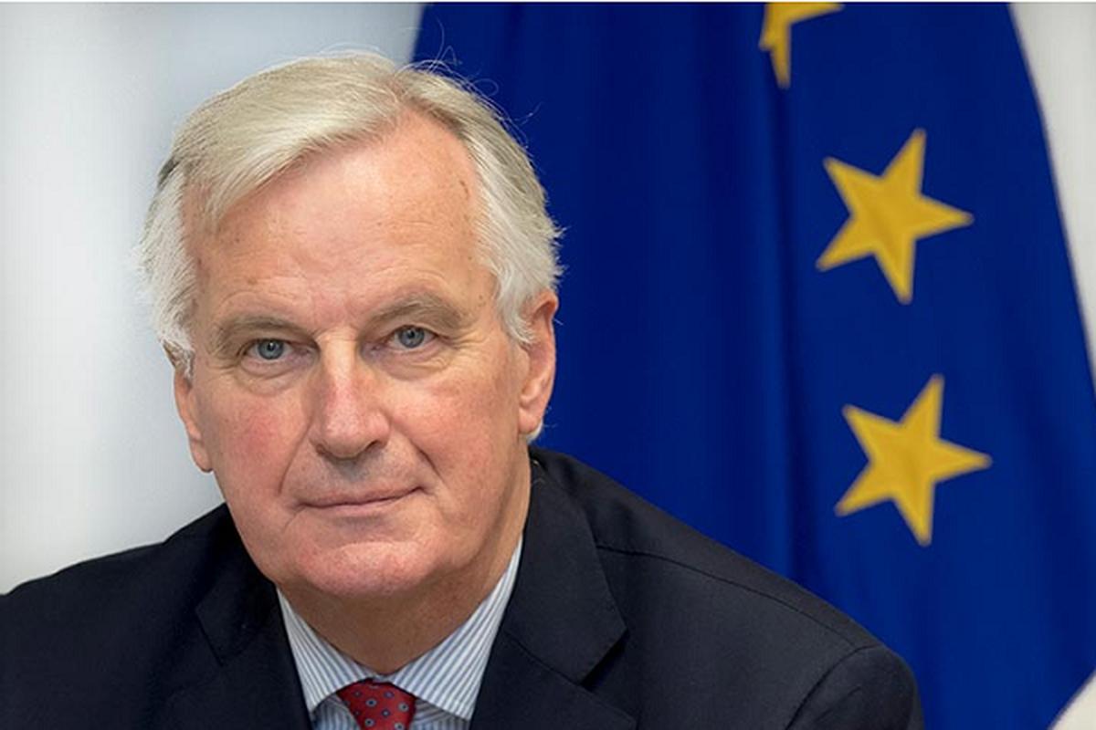 Chan dung Truong doan dam phan Brexit cua EU nhiem Covid-19-Hinh-2