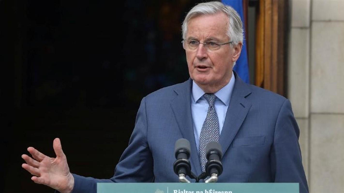 Chan dung Truong doan dam phan Brexit cua EU nhiem Covid-19-Hinh-7