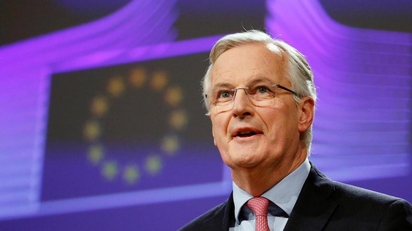 Chan dung Truong doan dam phan Brexit cua EU nhiem Covid-19-Hinh-9