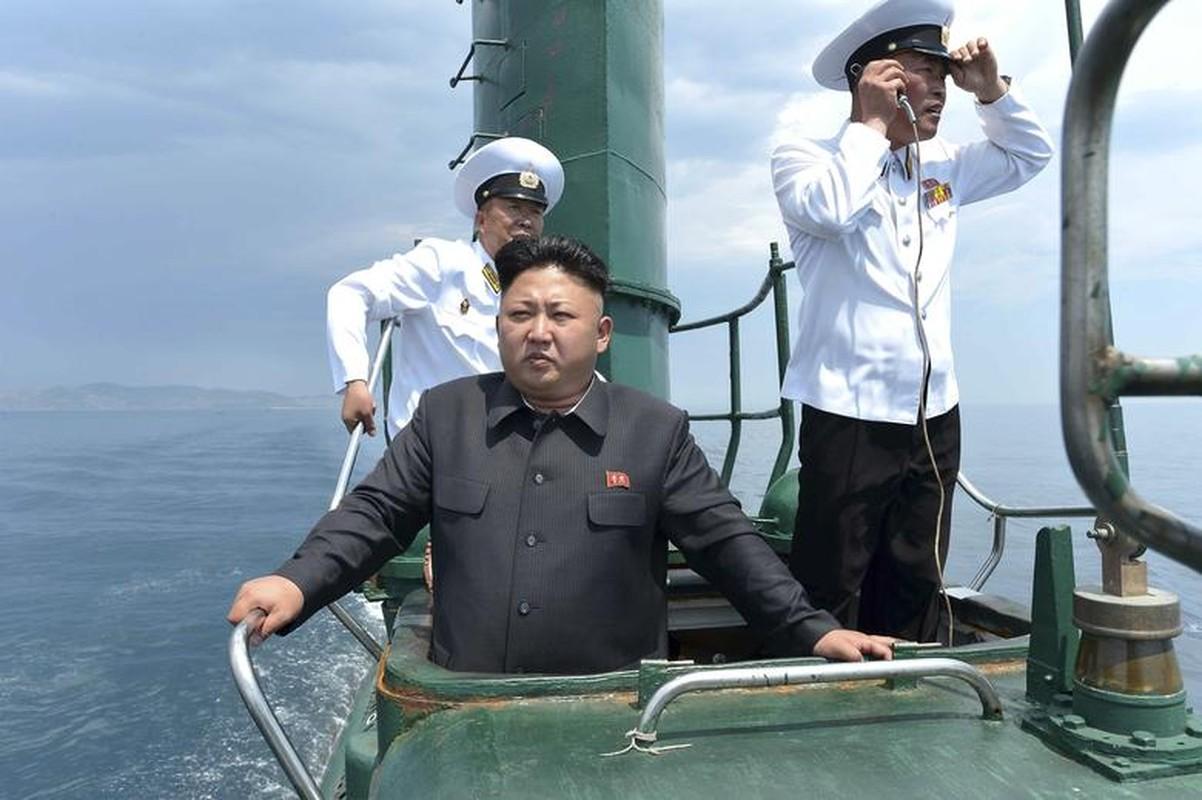 Loat hinh an tuong ve cac hoat dong cua nha lanh dao Kim Jong-un-Hinh-3