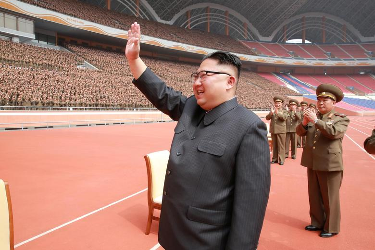 Loat hinh an tuong ve cac hoat dong cua nha lanh dao Kim Jong-un-Hinh-6