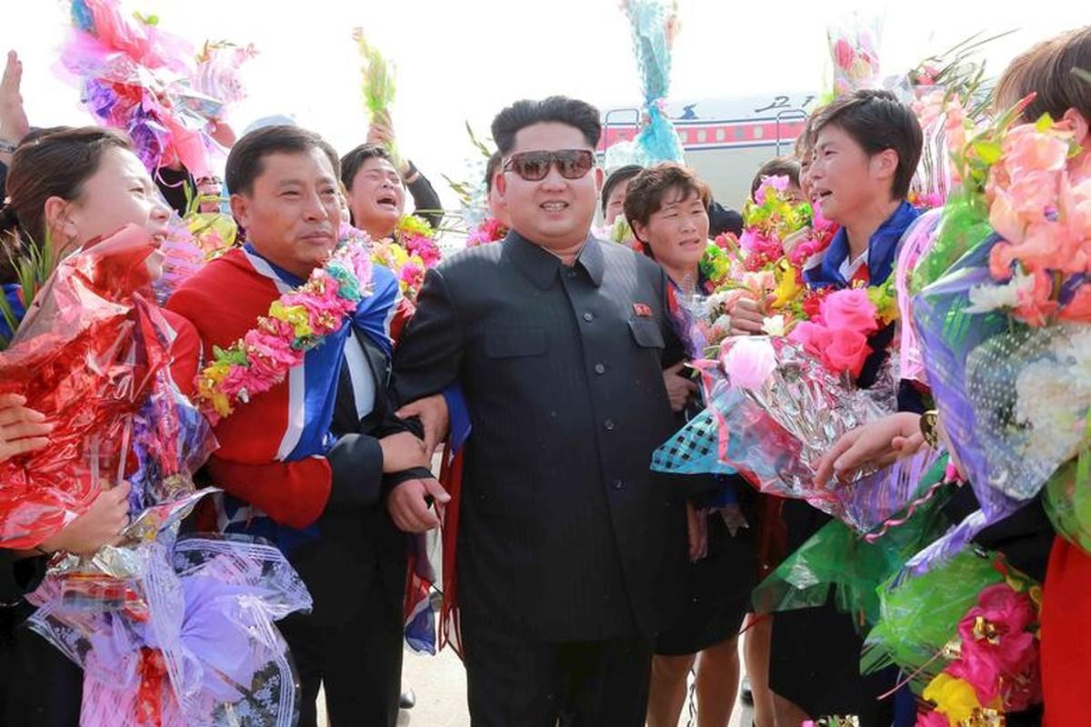 Loat hinh an tuong ve cac hoat dong cua nha lanh dao Kim Jong-un-Hinh-7