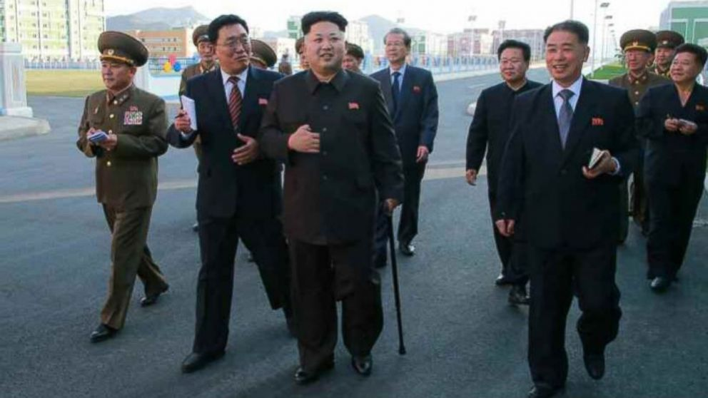 """Nhin lai lan """"o an"""" 40 ngay cua nha lanh dao Kim Jong-un nam 2014-Hinh-7"""