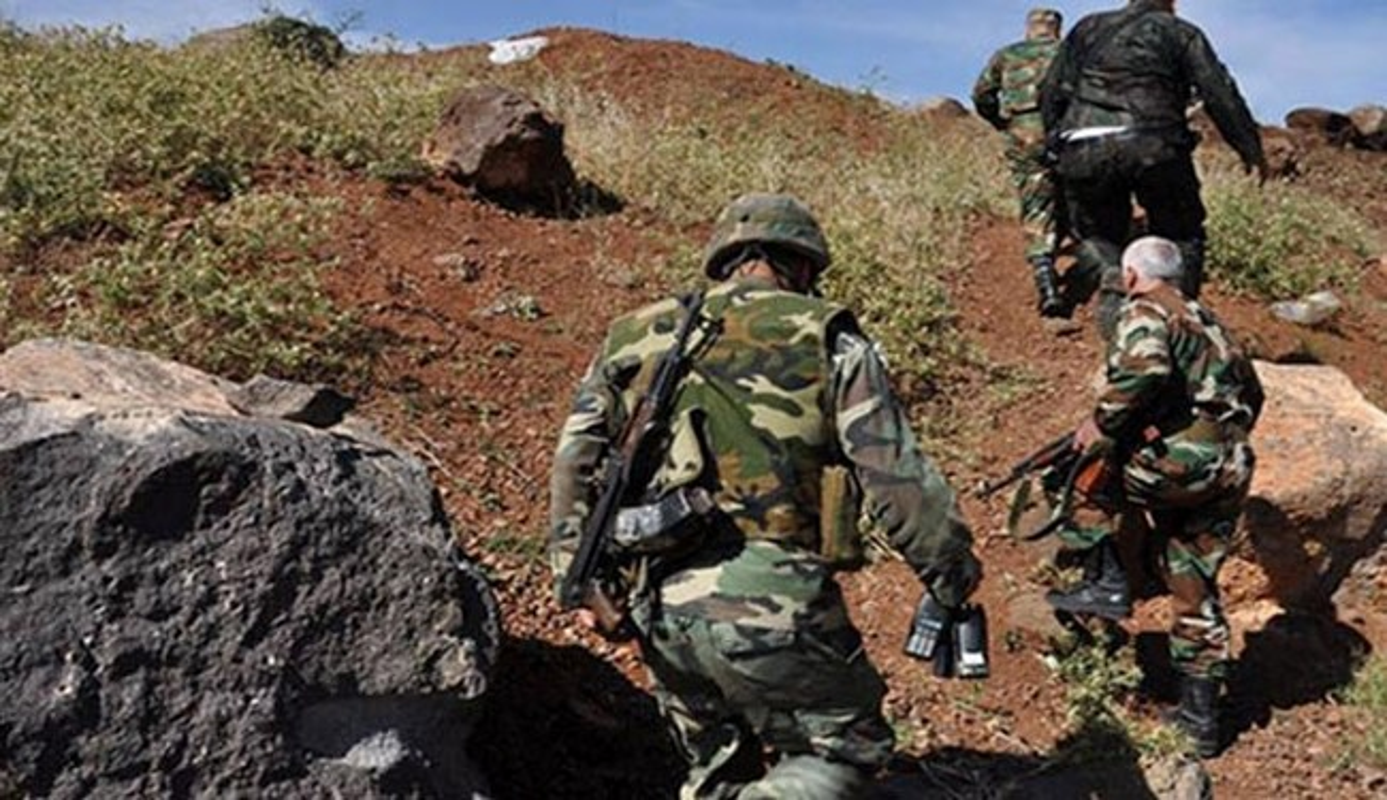 Quan doi Syria thang lon truoc khung bo o dong bang al-Ghaab-Hinh-4