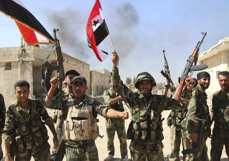 Quan doi Syria thang lon truoc khung bo o dong bang al-Ghaab-Hinh-5