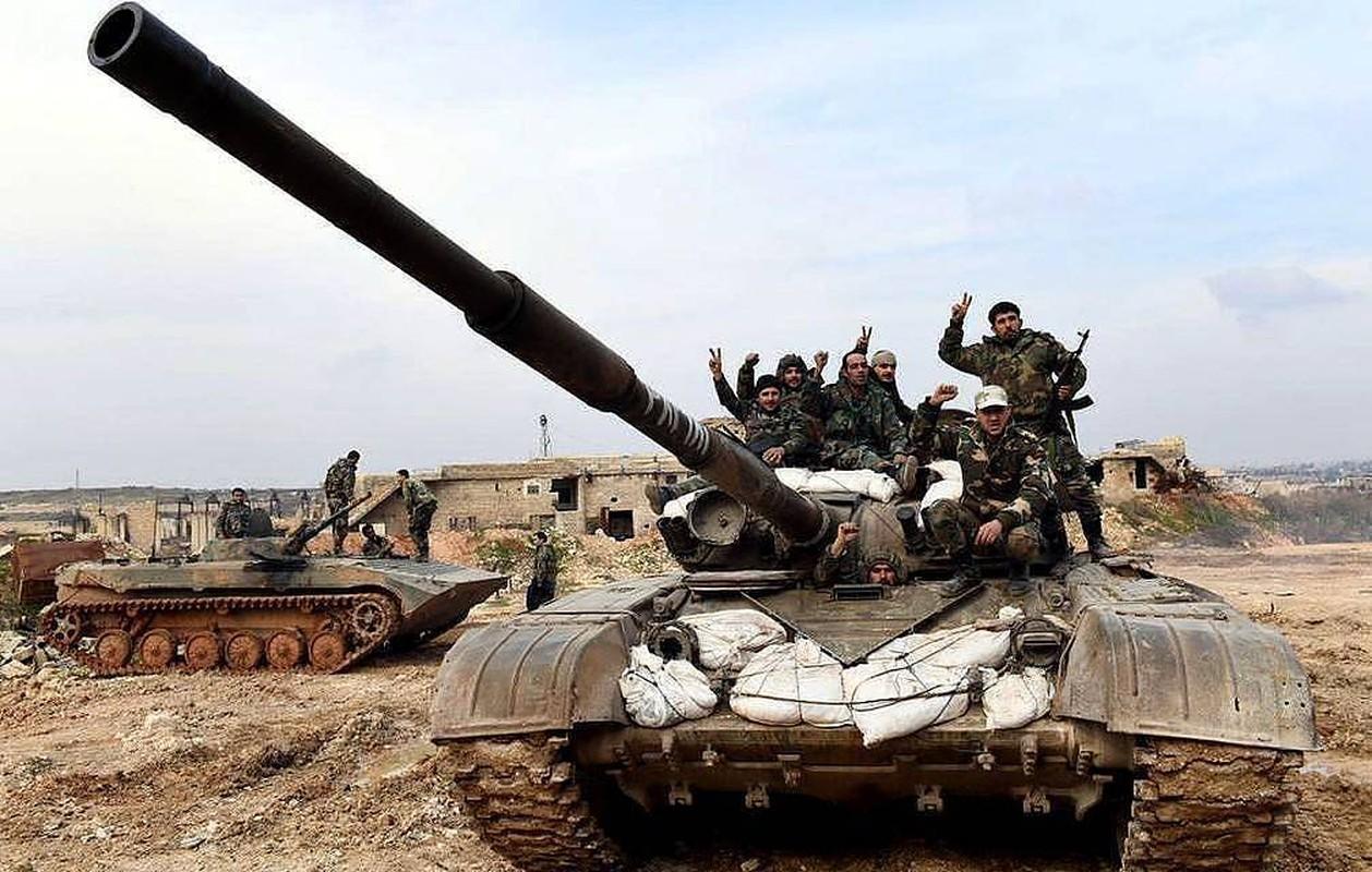 Quan doi Syria thang lon truoc khung bo o dong bang al-Ghaab-Hinh-9