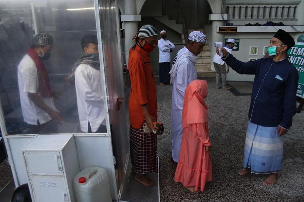 Toan canh nguoi Hoi giao khap the gioi ket thuc thang an chay Ramadan-Hinh-3