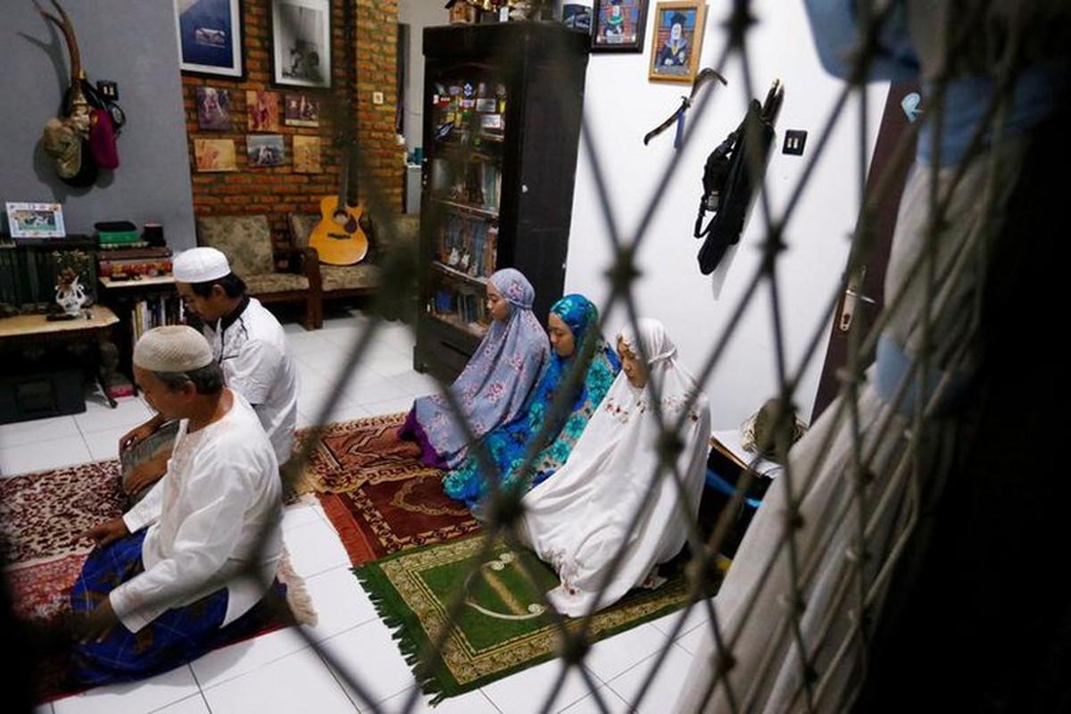 Toan canh nguoi Hoi giao khap the gioi ket thuc thang an chay Ramadan