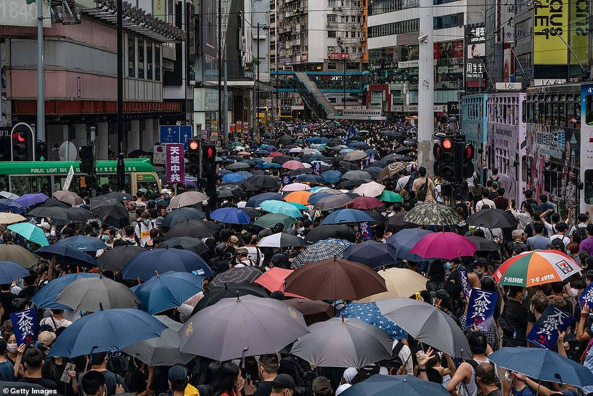 Du luat an ninh moi cua TQ voi Hong Kong: Cac nuoc noi gi?