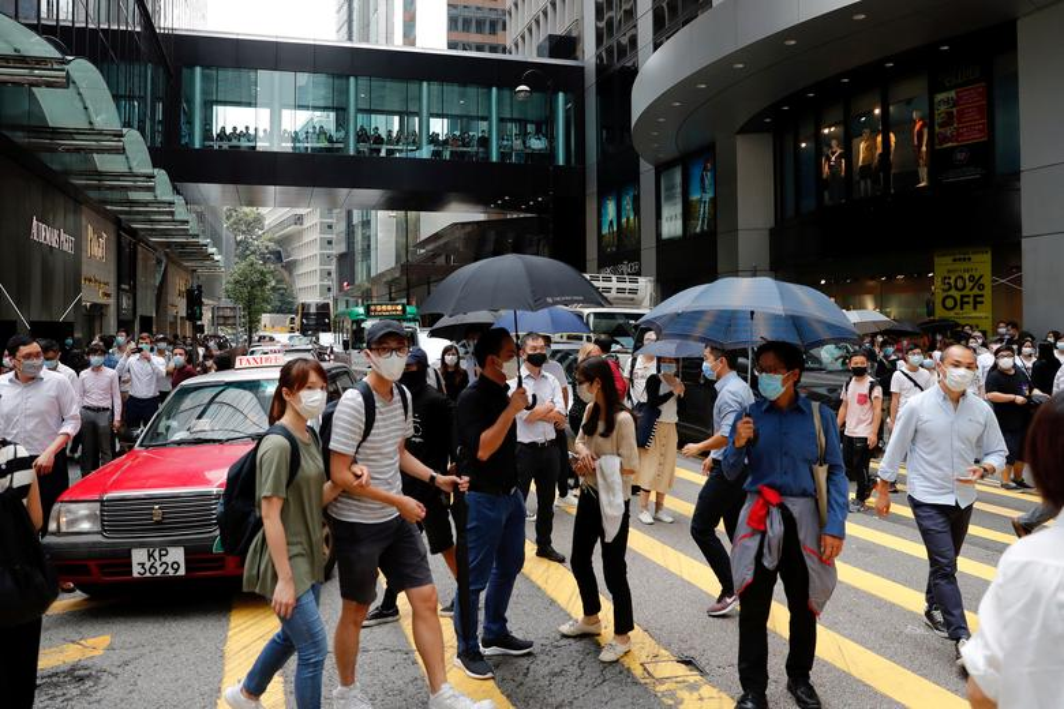 Luat an ninh Hong Kong: Lan song bieu tinh moi sap