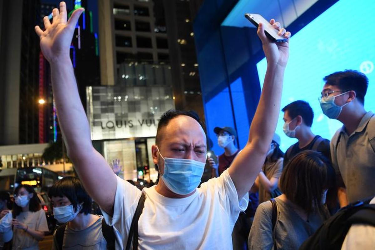 Can canh Hong Kong sau mot nam bieu tinh chong du luat dan do-Hinh-5